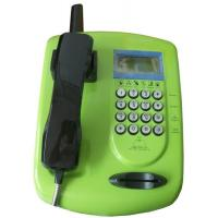 Buy cheap GSM Fixed Wireless Phone GSM Outdoor Public Payph from wholesalers