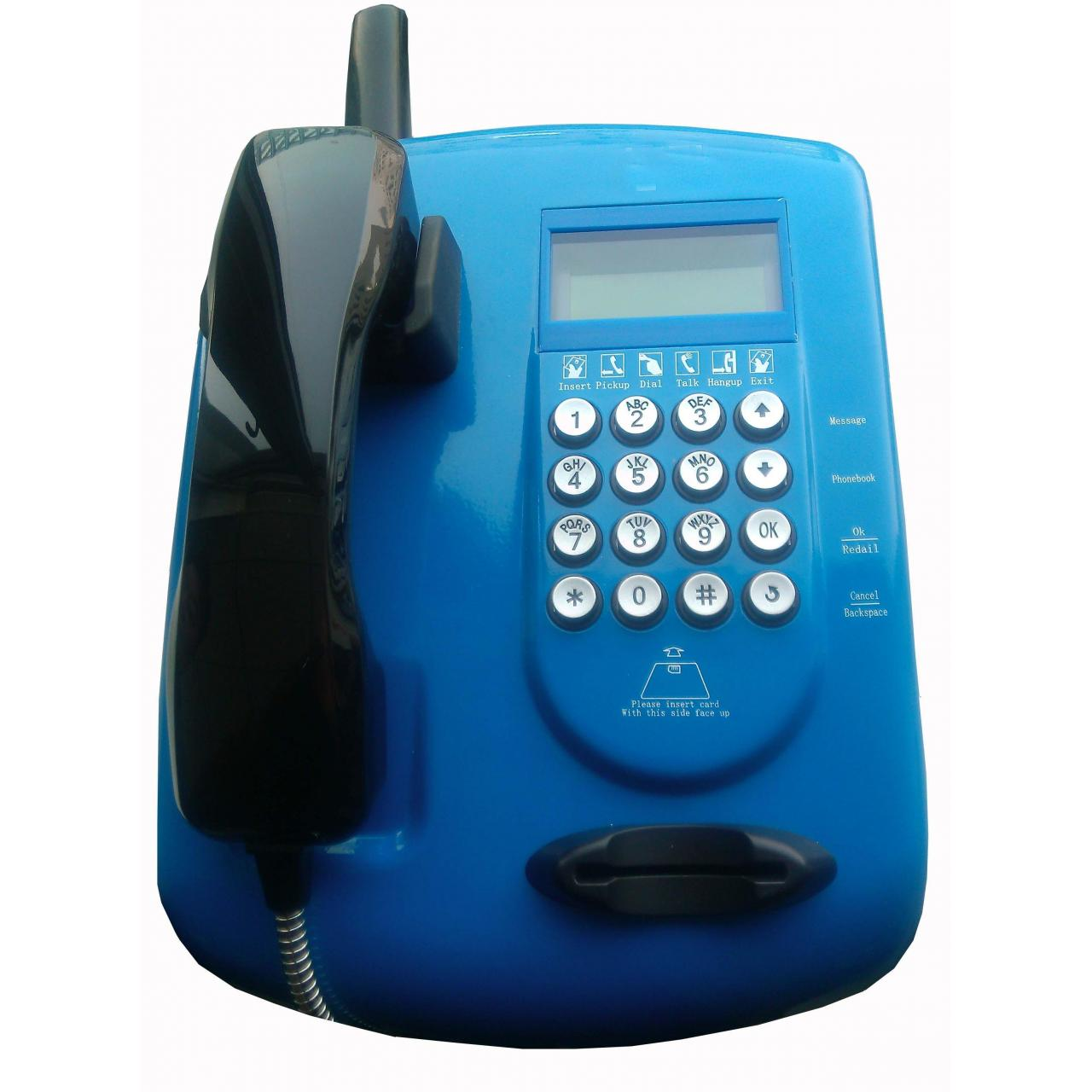 China CDMA RF Public Payphone wholesale