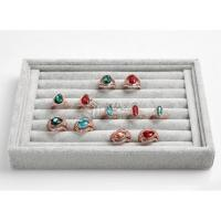 Wholesale Premium suede jewlery box from china suppliers