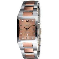 China Tungsten Carbide Tungsten Carbide Watch With Rose Color Plating - TG1707 wholesale