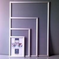 Wholesale 25mm Mitred Corner Aluminum Wall Mounted Photo Frame from china suppliers