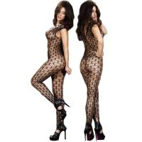 China Black Sexy Bodystocking for WomenB347102A US$3.95 wholesale