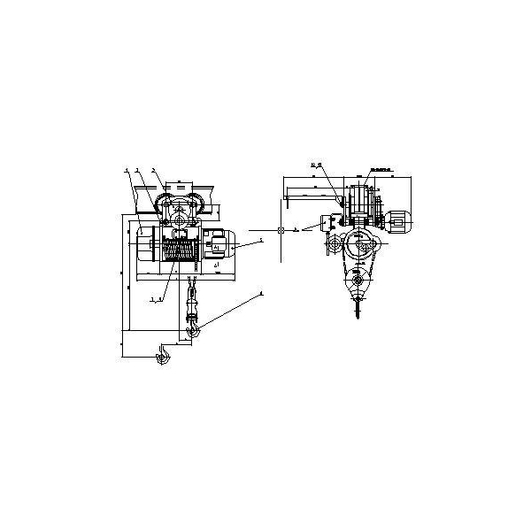 Electric Carrying Case besides Dayton Winch Wiring Diagram also Wiring Diagram For Bridge Rectifier in addition Recliner Parts Diagram together with Wire Rope Wedge Socket. on wiring diagram electric hoist
