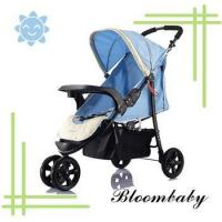 Wholesale 3 wheel car for sale children stroller] kids toys double seat children tricycle from china suppliers