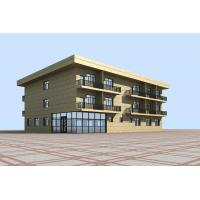 Wholesale Prefab Modular Residential Commercial Building from china suppliers