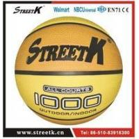 China Ball Rubber Basketball/Classical Basketball/Good Design wholesale