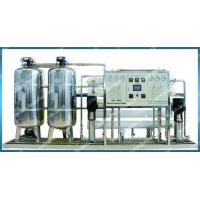 Buy cheap Water Treatment System 4Ton Hour Double stage RO Pure Water Treatment Equipmen1 from wholesalers