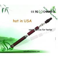 China wax dry herb vaporizer e-smoking device wholesale