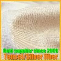 China Silver fiber EMF electromagnetic shield fabric wholesale