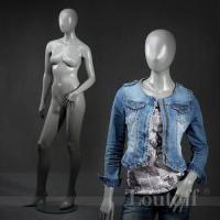 Cheap faceless head female mannequins for hat