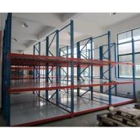 Wholesale steel storage rack shelves from china suppliers
