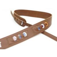 China extra long leather guitar strap Guitar Strap ... Leather Straps on sale