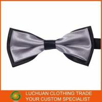 Best Selling Shiny Satin Man Bow Tie