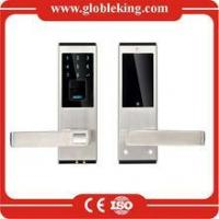 China Stainless steel Waterproof biometric fingerprint door lock with Touch keypad and IP65 wholesale