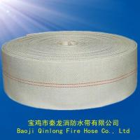 fire hose Synthetic rubber lined fire hose