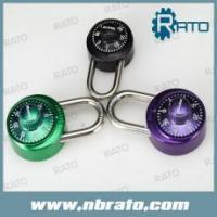 RP-174 Colorful Dial Combination Padlock