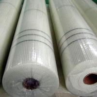 China Alkali-resistant fiberglass mesh 02 wholesale