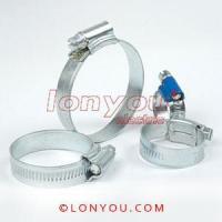 Buy cheap British Type Hose Clamps from wholesalers