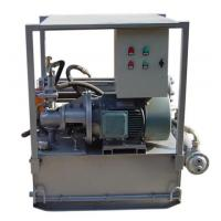 China GH-H Serires Hydraulic High Pressure Jet Grout Pump wholesale