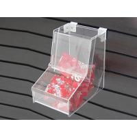 Wholesale Slatwall Acrylic Cookies Box from china suppliers