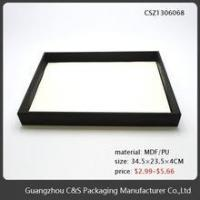 China new type customize jewelry display tray with department wholesale