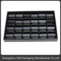 China High Quality Packaging jewelry ring display with velvet wholesale