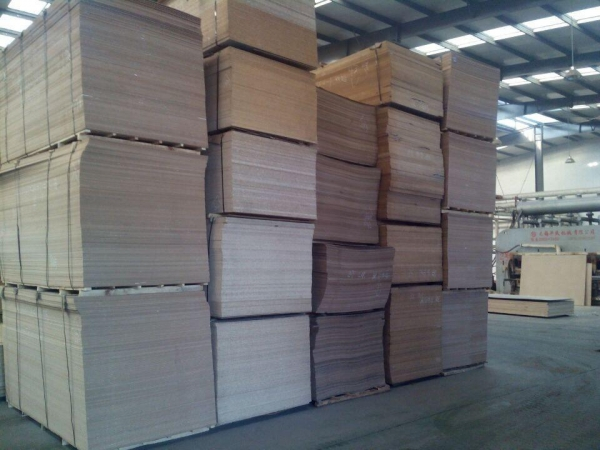 Timber hdf high density fiberboard of woodplant