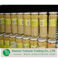 China Salty newly canned asparagus in jar or in tin wholesale