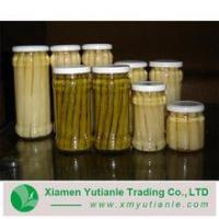 China In Jar or tin new crop asparagus fresh wholesale on sale