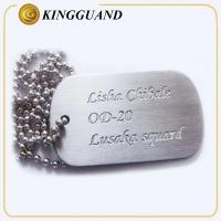 China Custom Attractive generous dog pet tag engraver wholesale