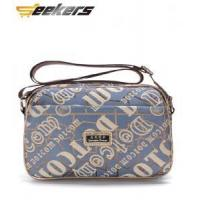 China New canvas messenger bag, handbag diagonal canvas bag, shoulder bag wholesale