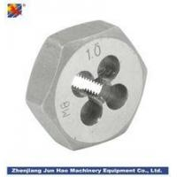 China Taps&Dies HSS and Alloy Steel Hex Metric Thread Die on sale