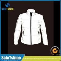 Factory sale various widely used high visibility reflective jacket coat