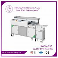 Glue binding machine SWAN-A3A