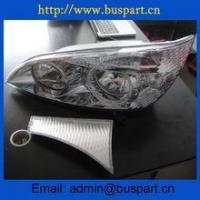 China Bus Lamp Yutong Bus ZK6129 front light Bus Head Lamp with high quality wholesale