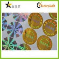 Buy cheap High resolution laser sticker label from wholesalers