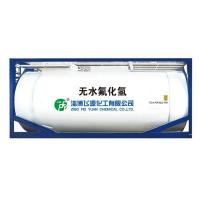 China Chemical Raw Materials Anhydrous hydrogen fluoride on sale