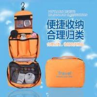 China toilet set holder multifunction pocket custom color toiletry bag wholesale
