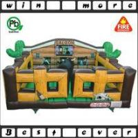 Wholesale western themed inflatable mat mechanical bull price mechanical bull for sale from china suppliers