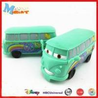 small promotional 3d mini model bus toys for kids