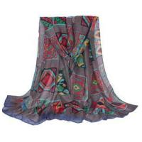 Buy cheap Wholesale cotton viscose shawl from wholesalers