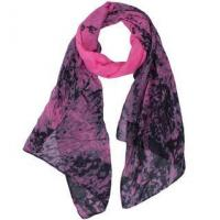 Buy cheap Viscose and polyester scarf from wholesalers