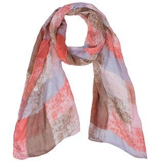 China Plaid viscose scarf wholesale