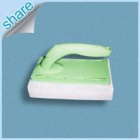 China News 2016 Household Save Labor Melamine Sponge Floor Cleaning Brush on sale