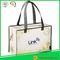 China Luxury Purple Shopping Bag Foldable Shopping Bag wholesale