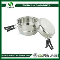 China Low Cost High Quality Camping Cooking Pot wholesale