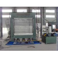 Buy cheap 141403116 500T 4*8feet hot press machine from wholesalers