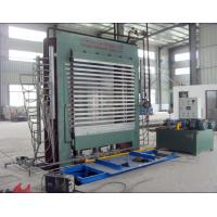 Buy cheap 141464116 600T 4*8feet hot press from wholesalers