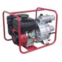 China 3 inch trash water pump driven by gasoline or diesel engine 6.5Hp wholesale