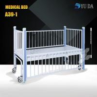 Stainless Steel Medical trolley Flt medical bed for Children A39-1